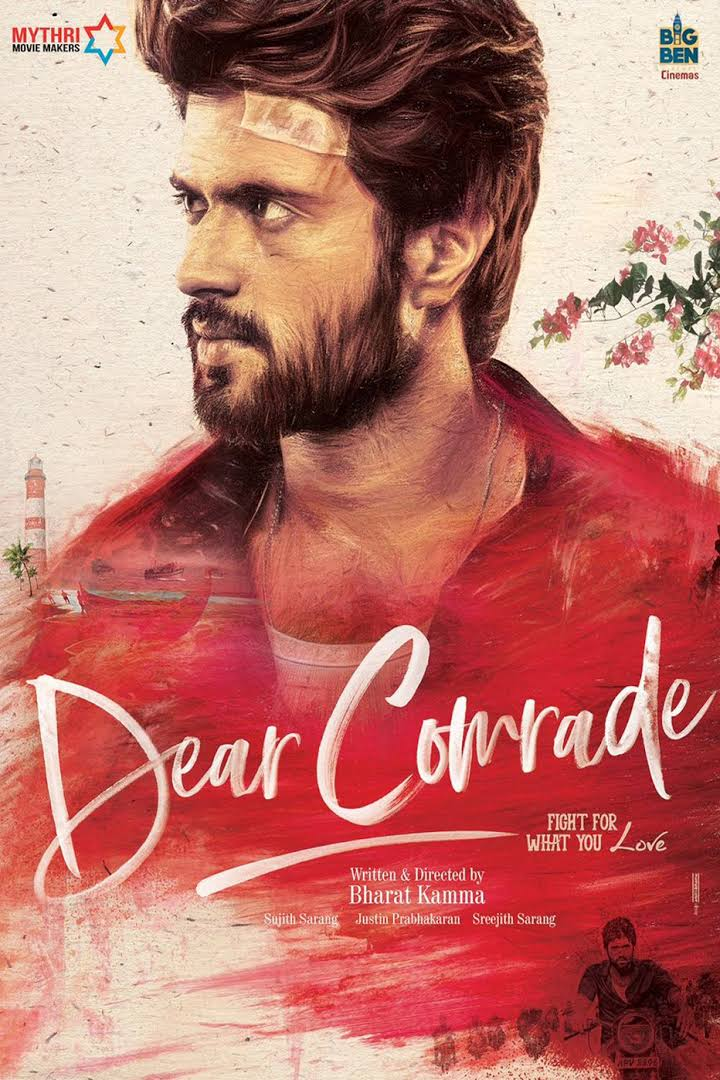 Dear Comrade (2019) Telugu 480p 400MB 720p 1.4GB HDRip ESubs