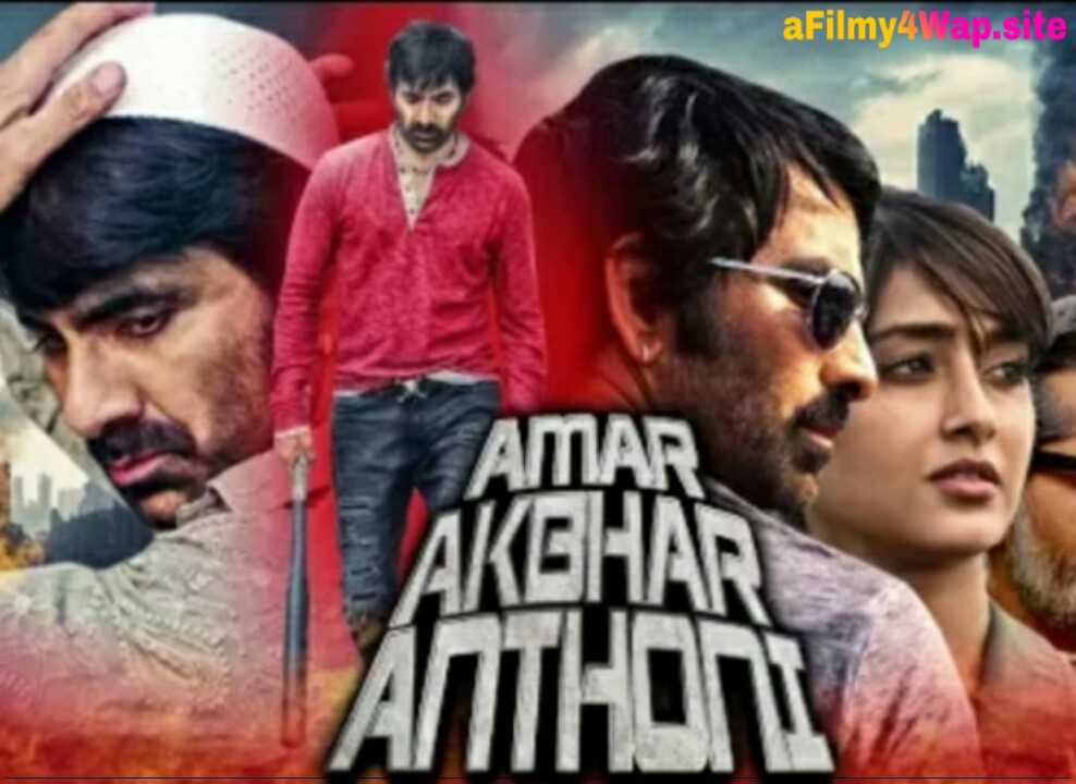 Amar Akbhar Anthoni (2019) South Indian Hindi Dubbed Movie