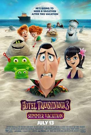 Hotel Transylvania 3 (2018) Full Movie Hindi Dubbed