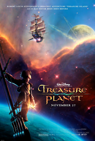 Treasure Planet (2002) Full Movie Hindi Dubbed