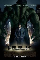 The Incredible Hulk (2008) Hindi Dubbed Movie