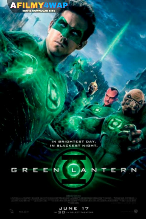 Green Lantern (2011) Dual Audio Hindi Dubbed
