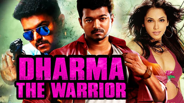 Dharma The Warrior (2018) South Indian Hindi Dubbed Movie