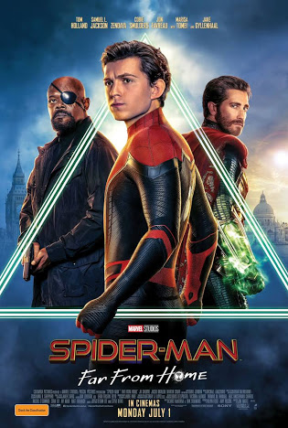 Spider-Man Far From Home (2019) Hindi Dubbed