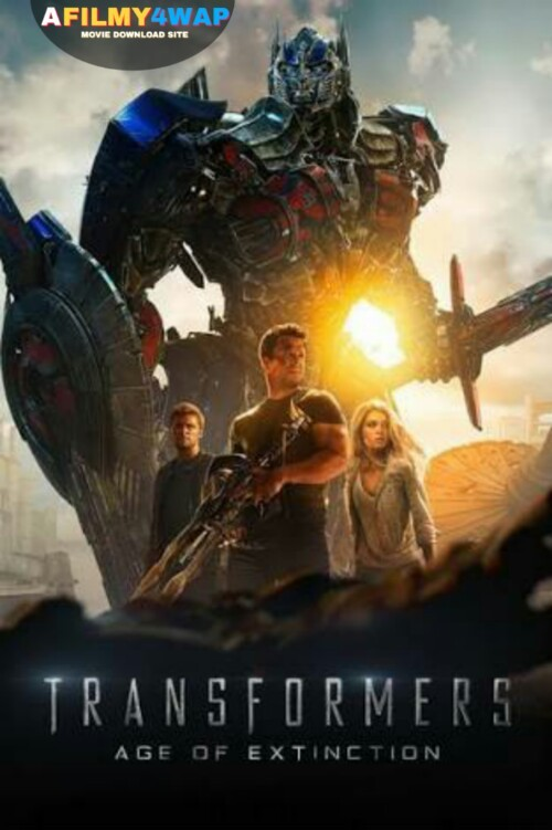 Transformers - Age Of Extinction (2014) Dual Audio