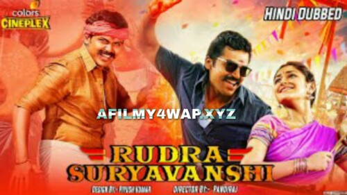 Rudra Suryavanshi (2019) South Indian Hindi Dubbed