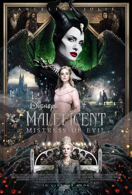 Maleficent: Mistress of Evil (2019)  New Hollywood Hindi Dubbed Movie