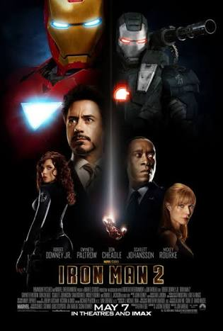 Iron Man 2 (2010) Hindi Dubbed Movie