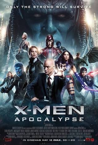 X Men Apocalypse (2016) Full Movie Hindi Dubbed