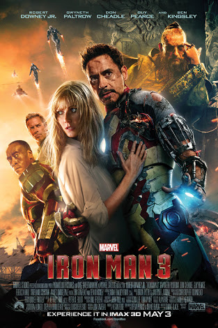 Iron Man 3 (2013) Hindi Dubbed Movie