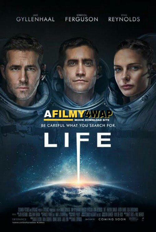 Life (2017) Hindi Dubbed Full Movie