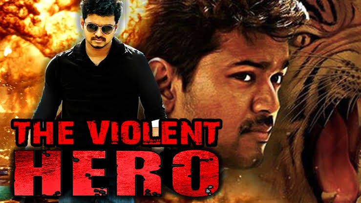 Violent Hero (2018) South Indian Hindi Dubbed Movie