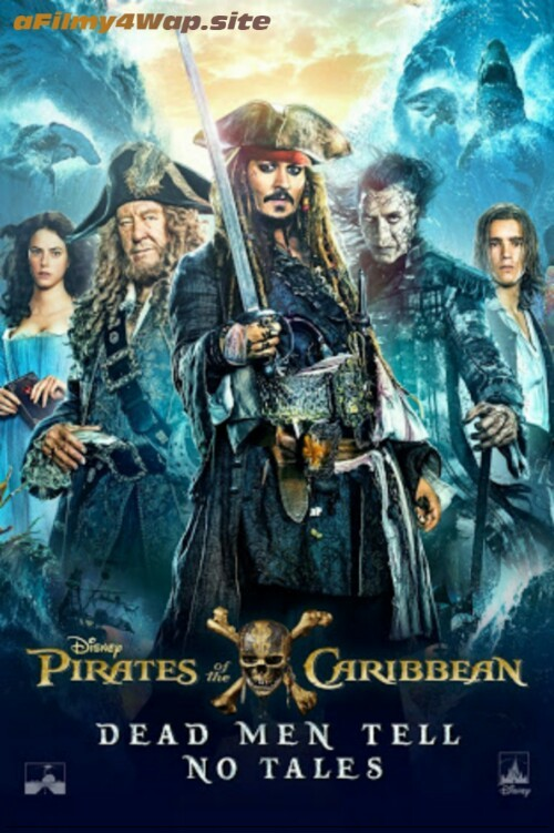 Pirates of the Caribbean - Dead Men Tell No Tales (2017) Hindi Dubbed
