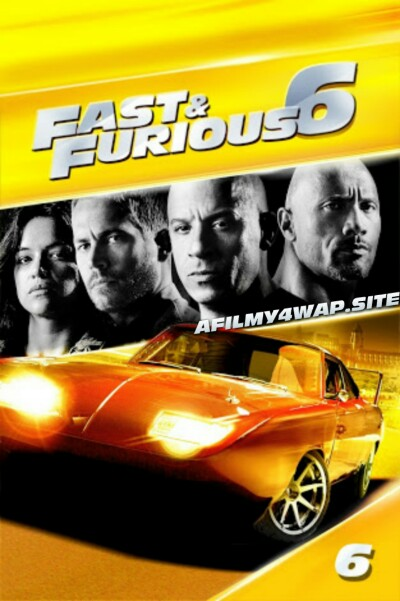Fast and Furious 6 (2013) Hindi Dubbed