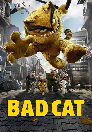 Bad Cat (2018) Animation English Full Movie