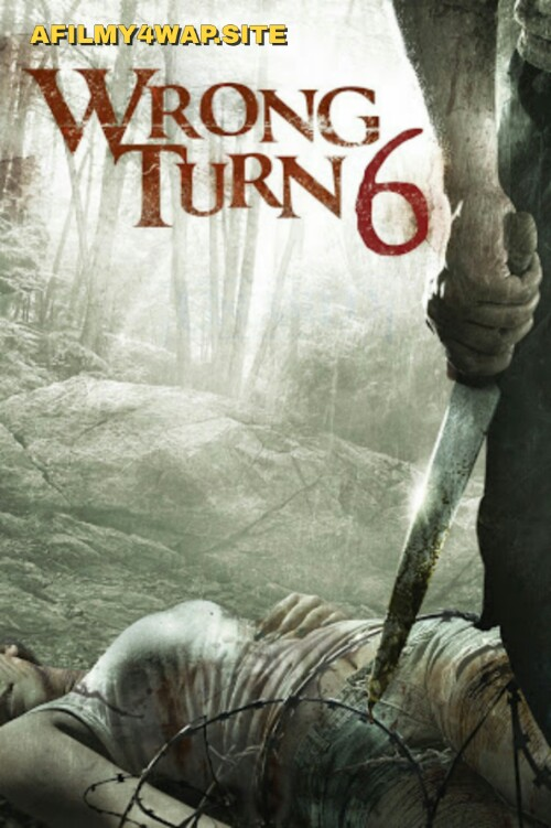 Wrong Turn 6 - Last Resort (2014) English Movie