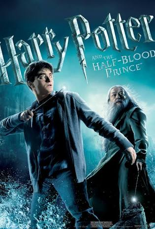 Harry Potter and the Half Blood Prince (2009) Hindi Dubbed