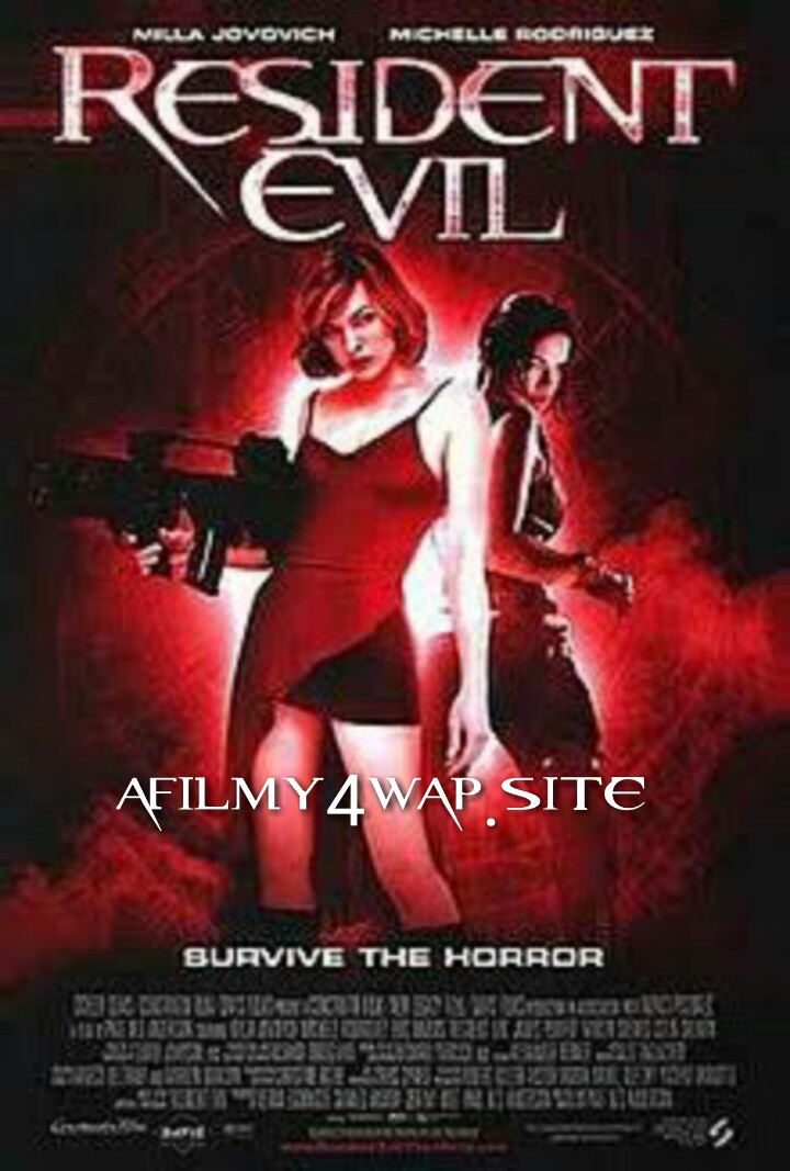 Resident Evil (2002) Hollywood Dual Audio