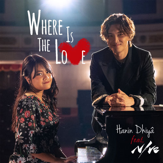 Hanin Dhiya, nive - Where Is The Love (feat. NIve) cover