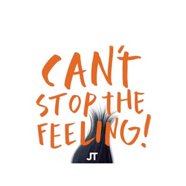 Cant Stop The Feeling - Justin Timberlake