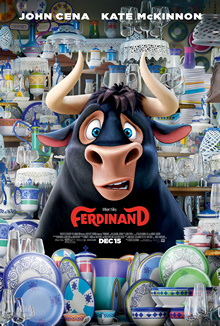 Ferdinand (2017) Cartoon Movie