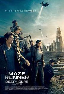 Maze Runner The Death Cure (2018) English Movie
