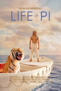 Life Of Pi (2012) Hindi Dubbed Movie BluRay