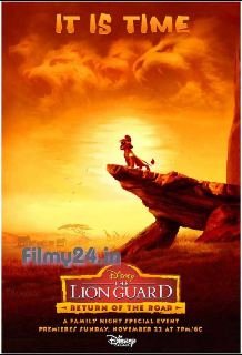 The Lion Guard Return of the Roar (2015) Hindi Dubbed