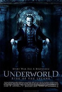 Underworld Rise of the Lycans (2009) 480p Dual Audio Hindi Dubbed Movie