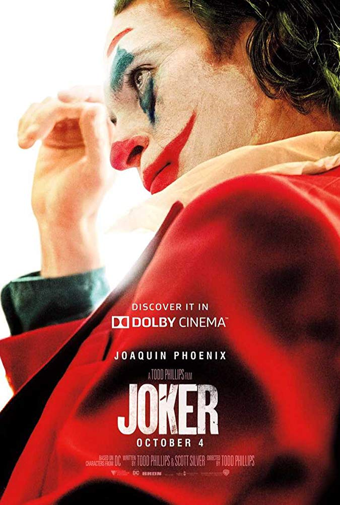 Joker (2019) English Movie 480p 720p pDVDRip