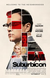 Suburbicon (2017) English Movie