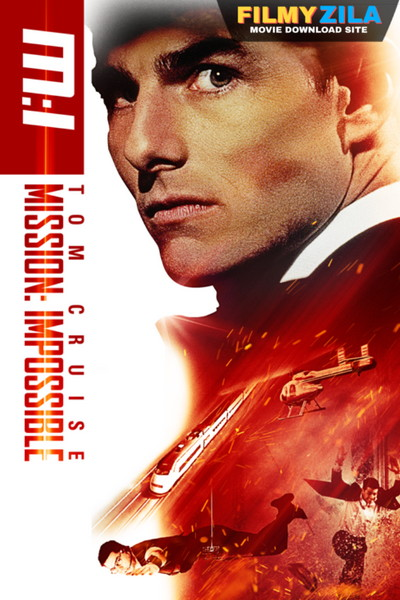 Mission Impossible (1996) Dual Audio
