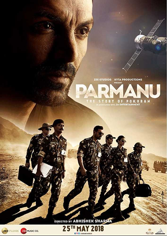 Parmanu The Story of Pokhran 2018 Hindi 480p Download