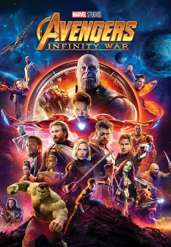 Avengers Infinity War (2018) Full Movie 720p Full HD
