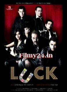 Luck (2009) 480p HDRip Hindi Movie