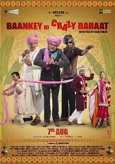 Baankey Ki Crazy Baraat (2015) Hindi Movie