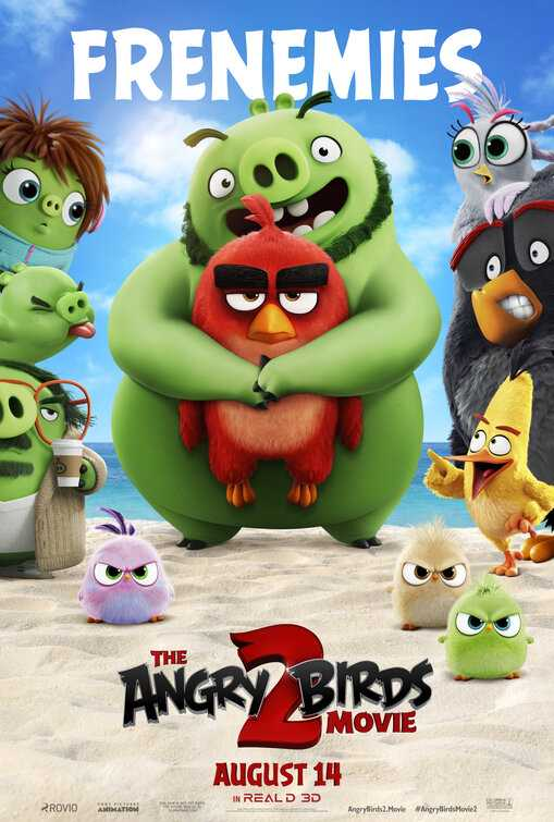 The Angry Birds Movie 2 (2019) Dual Audio Hindi Movie Watch Online Free