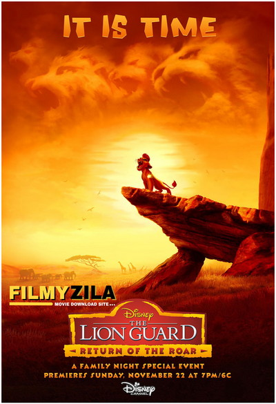 The Lion Guard Return of the Roar (2015) Hindi Dubbed Full Movie