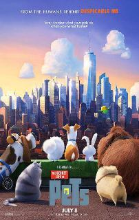 The Secret Life of Pets 2 (2019) Hindi Dubbed