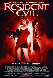 Resident Evil (2002) Dual Audio Hindi Dubbed Movie