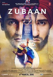 Zubaan (2016) Bollywood Movie