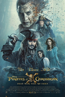 Pirates of The Caribbean Dead Men Tell No Tales (2017) Dual Audio Hindi Dubbed Movie