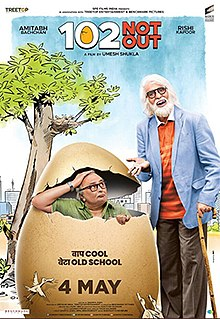 102 Not Out (2018) Bollywood Movie HDRIP
