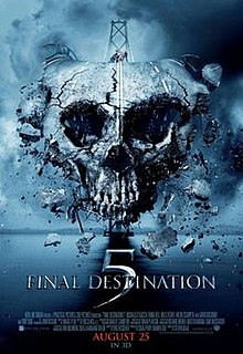 Final Destination 5 (2011) 480p Hindi Dubbed