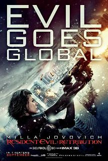 Resident Evil Retribution (2012) 480p Dual Audio Hindi Dubbed Movie