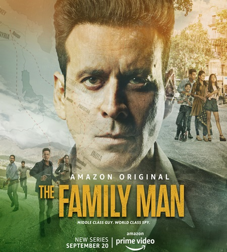 The Family Man 2019 Season 1 Complete Hindi HDRip 480p 720p ESubs