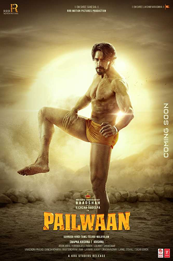 Pailwaan (2019) Hindi Dubbed Movie Watch Online Free
