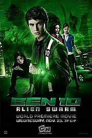 Ben 10 Alien Swarm (2009) - Hollywood Movie Hindi Dubbed