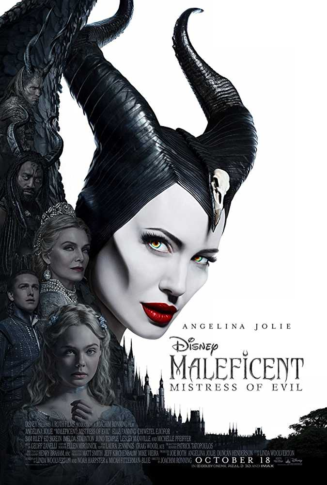 Maleficent: Mistress of Evil (2019) English Full Movie Watch Online Free