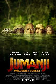 Jumanji Welcome to the Jungle (2017) Hindi Dubbed Movie